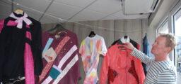 Cover afbeelding voor Bonte verzameling bijzondere kledingstukken in het Keizerserf