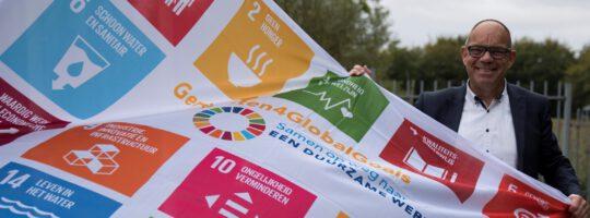 Afbeelding voor SDG Action Day