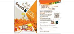Cover afbeelding voor Fairtrade Brunch 30 oktober 2021